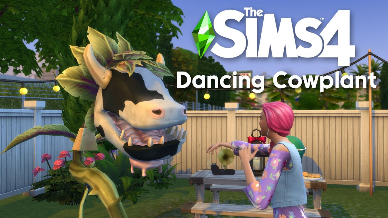 How to get the Cow Plant in The Sims 32   Sims Online