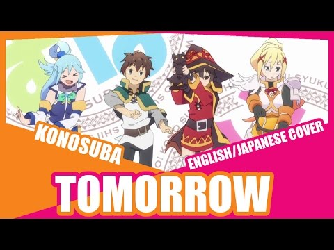 『TOMORROW』 KonoSuba OP EN/JP Cover (feat. Eric H)