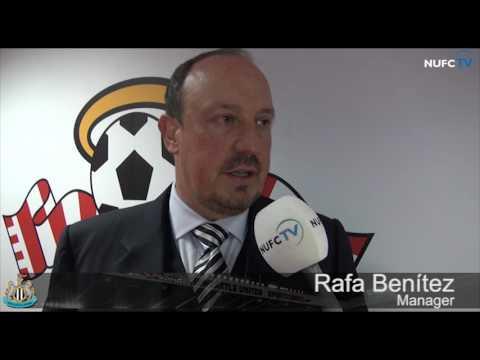 Siem de Jong and Rafa Benitez speak after Newcastle's 3-1 defeat at Southampton
