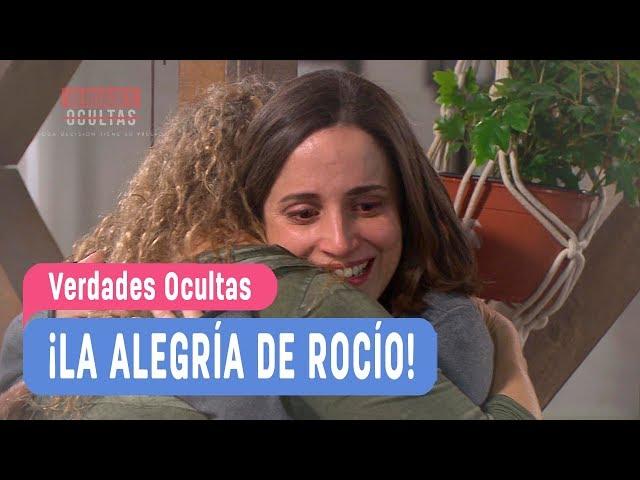 #VerdadesOcultas - ¡La alegría de Rocío! - Agustina y Rocío / Capítulo 502