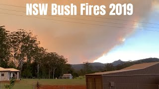 Vlog | Life Update November 2019 | Nsw Bush Fires 2019, X Rays & Happy Mail