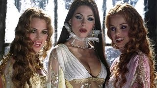 Video Top 10 Vampires in Movies and TV (REDUX) download MP3, 3GP, MP4, WEBM, AVI, FLV Oktober 2018