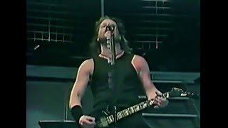 Metallica - Harvester of Sorrow (Live - Moscow, Russia - 1991) [REMASTERED VIDEO & AUDIO]