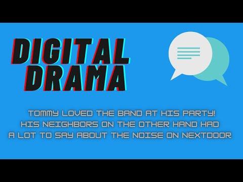 Digital Drama 9-16-21