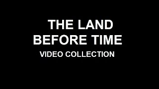 The Land Before Time Video Collection Trailers Compilation (1996-2003)