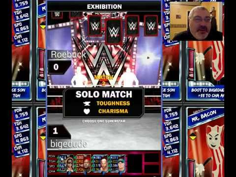WWE Supercard #218 - How to Balance Your Deck for RTG, 14-1 Gameplay WM Tier