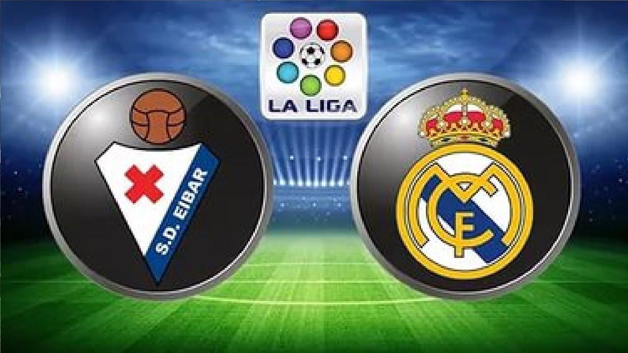 Прогноз на матч Эйбар - Реал Мадрид 24 ноября 2018