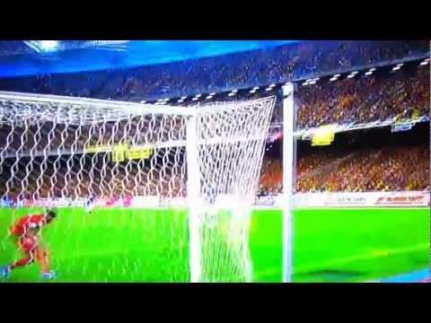 AFF 2012 Malaysia Vs Indonesia 2 - 0 Full Highlight