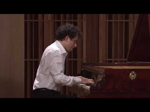 Benjamin d'Anfray – J.S. Bach, Prelude and Fugue in F sharp minor, BWV 859 (First stage)