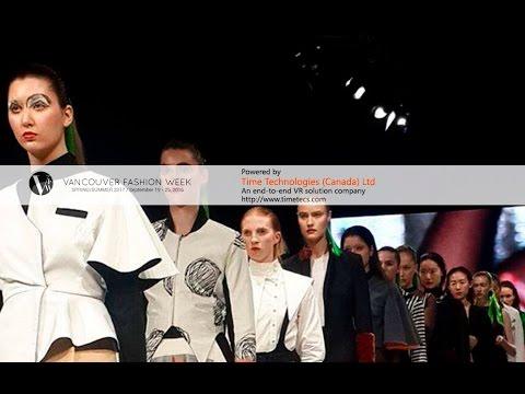 VR Live Stream - Vancouver Fashion - TUESDAY SEPTEMBER 20TH