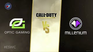 [VoD] Optic Gaming vs Millenium #ESWC2015