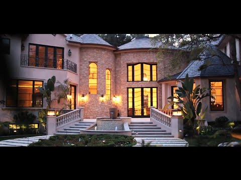 Bel Air Luxury Homes for Sale: 21 Million: Video Produced by