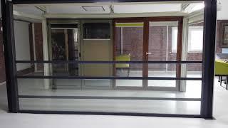 Otomatik hareketli küpeşte sistemi - cam balkon devri bitti yeni trend giyotin sistemi