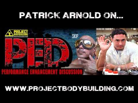 PED Radio Episode 12 - With Patrick Arnold