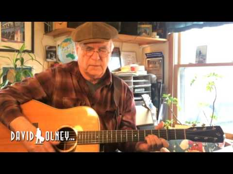 """David Olney """"You Never Know"""" (December 13, 2016) Songwriter Series"""