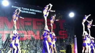 Prime Tyme Nighthawks 2012: Indy Day 2