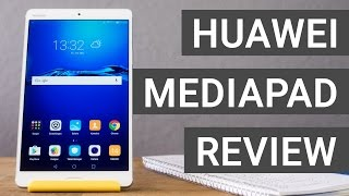 Huawei MediaPad M3 Review: Fastest Android Tablet?