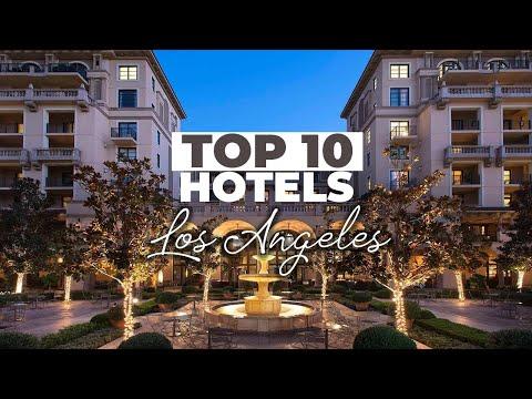 Top 10 Best Hotels In Los Angeles   Best Hotels In LA