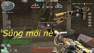 [ Bình Luận CF ] KAC ChainSAW-Gold Phoenix - Tiền Zombie v4
