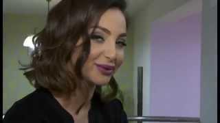 Maya Berović - Intervju - Glamur - (TV Happy 2014)