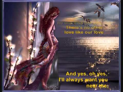 KENNY ROGERS - Lady (with lyrics)