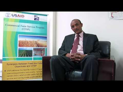 Commercial Farm Service Program/ #FeedingDev Question 1