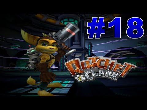 Ratchet And Clank Walkthrough (HD Collection) Part 18 Planet Veldin BOSS BATTLE Chairman Drek