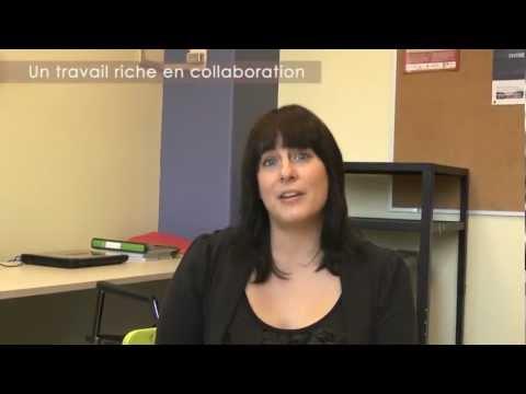 Profession : psychoéducatrice (CSDM)