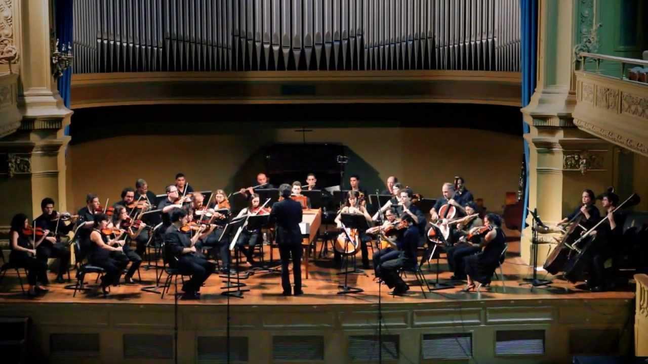 """Sinfonia nº 7 em Dó maior (""""Le Midi"""", O Meio-Dia), de Joseph Haydn"""