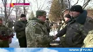 Сколько же погибло в Дебальцевском котле укропов 19 02 2015