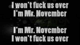 Watch National Mr November video