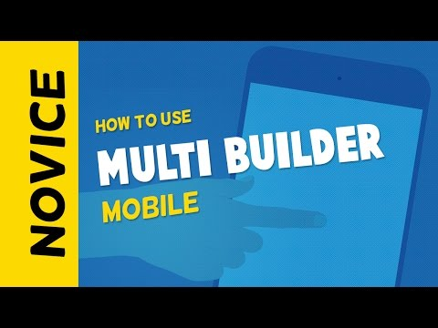 Multi Builder | Mobile