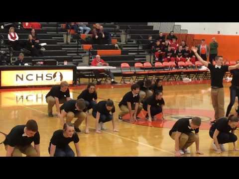 Normal Community High School Dance Team 2015 Girl and Guy ...