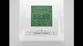 Налаштування терморегулятора ТР 520