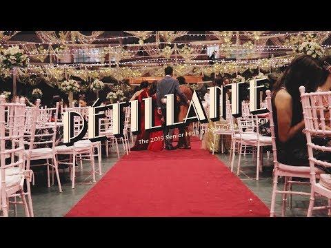 Petillante: DLSL 2019 Senior High School Graduation Ball Director's Cut