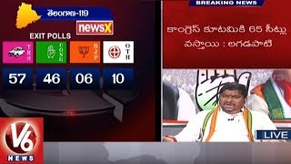 telangana election results