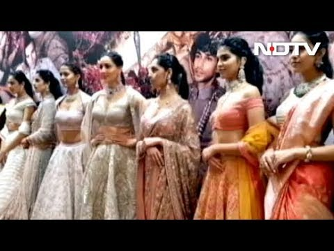 All The Action From 'Vogue Wedding Show 2019' | SuperNewsWorld com