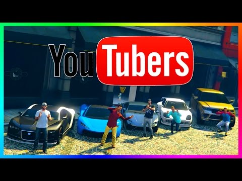 GTA ONLINE RICHEST YOUTUBERS SPECIAL - MOST EXPENSIVE GTA 5 YOUTUBER SUPER CARS, DLC VEHICLES & MORE
