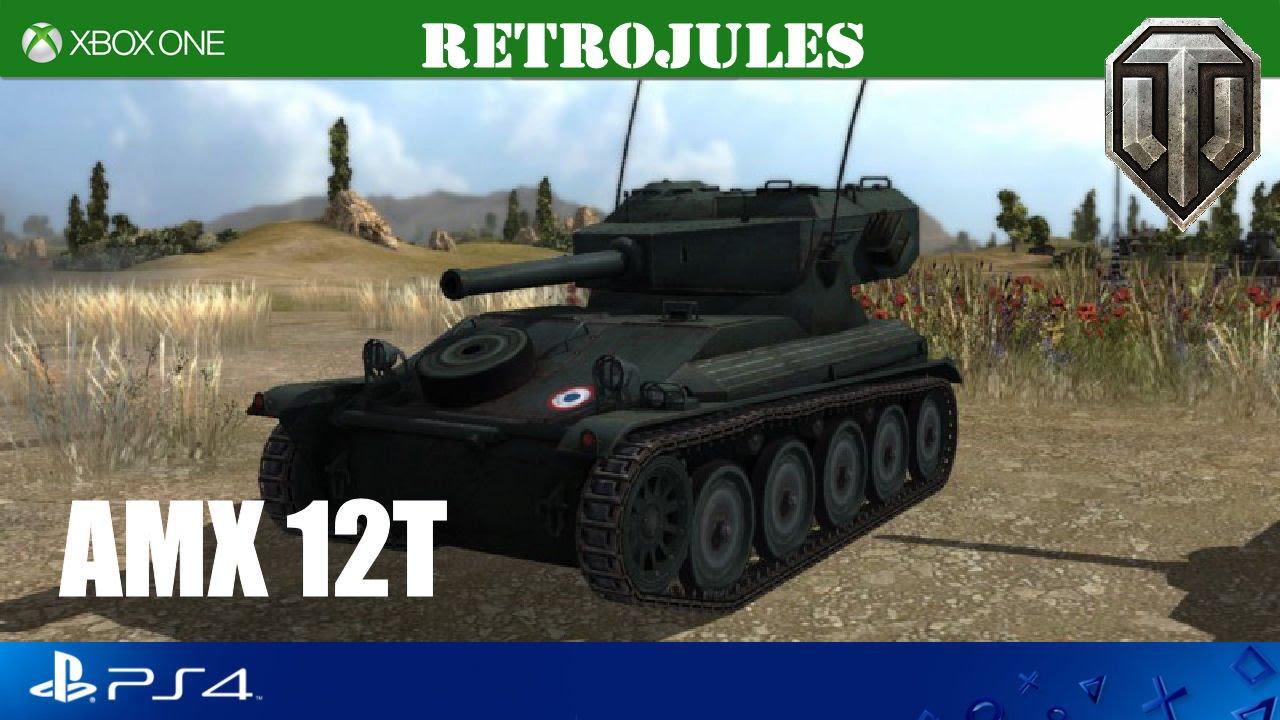 wot amx 12t review