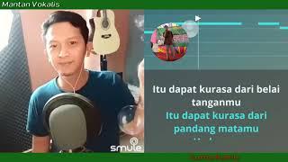 Cuma Kamu | RHOMA IRAMA | video karaoke duet bareng lirik tanpa vokal | smule cover Herisis VOS01