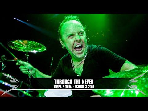 Metallica: Through the Never (MetOnTour - Tampa, FL - 2009)