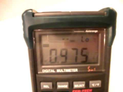 Measuring House Stray Voltage - YouTube