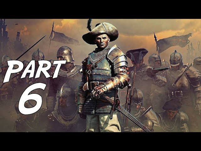 Greedfall Gameplay Walkthrough Part 6- Doing Side Quests for my Companions (XBOX ONE Gameplay)