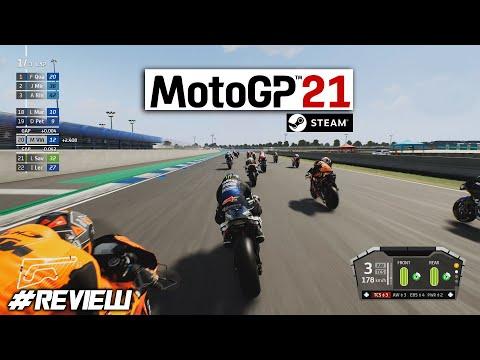 MotoGP 21 Gameplay (PC HD) (รีวิว)