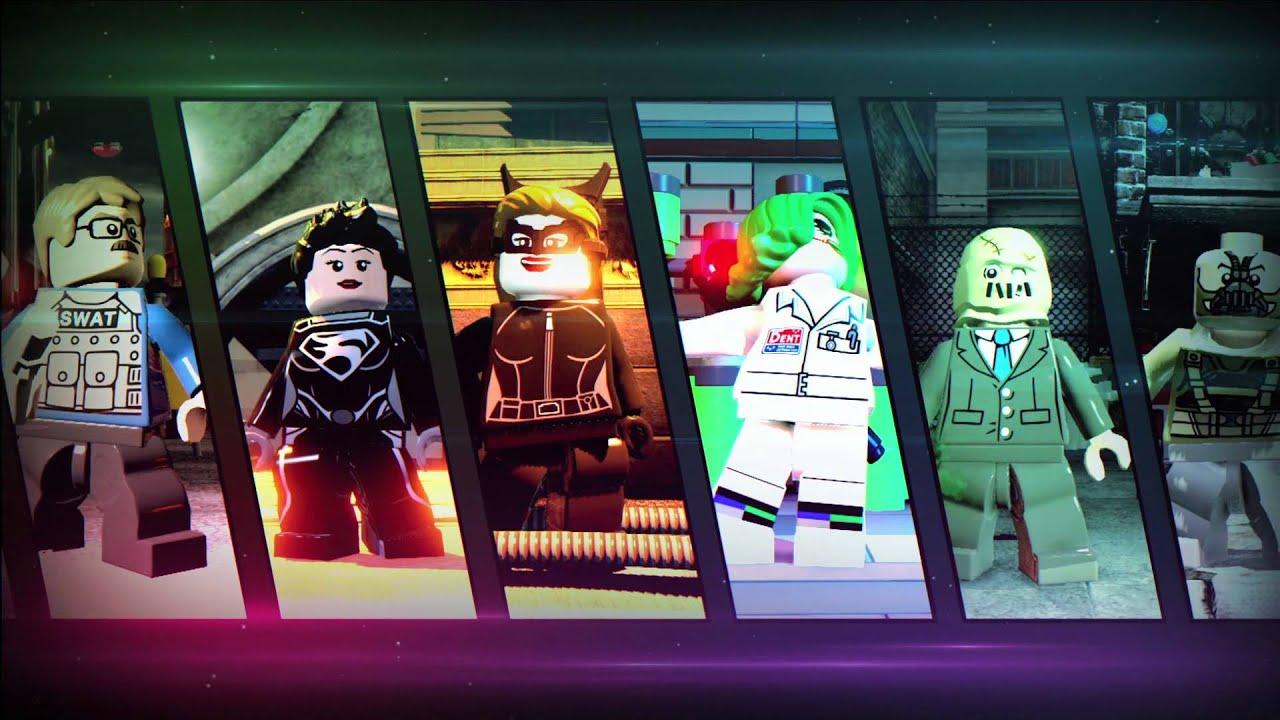 Lego Batman 3 Gotham E Oltre Dlc Trailer Season Pass