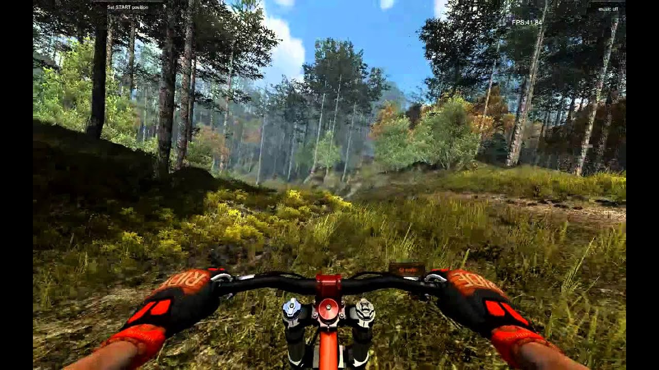 Скачать игру симулятор велосипеда через торрент