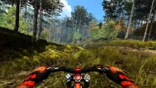 Самая крутая игра про велосипеды :MTB Freeride (PC) Скачать бесплатно
