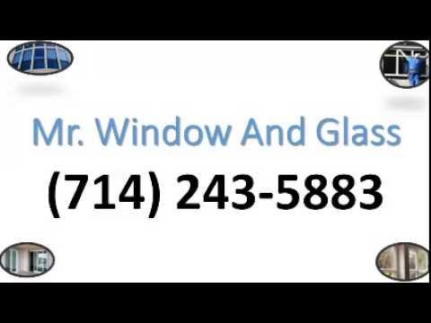WINDOW | WINDOW REPAIR (714) 243-5883 Window Replacement Services Stanton, CA