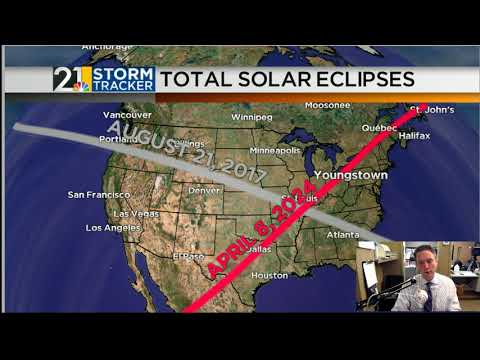 Solar Eclipse 2017 | 2024 Eclipse