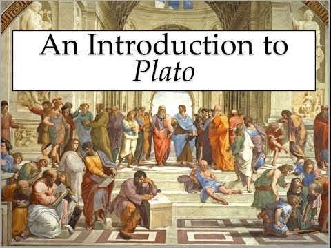 Plato - Western Political Thought - part 1 - Philosophy & Po